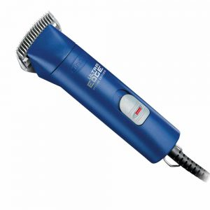 65-1806, 2-speed andis clipper, blue