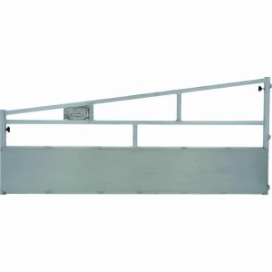 695161 Livestock Fan Cage Replacement Parts, Stall Divider, Aluminum
