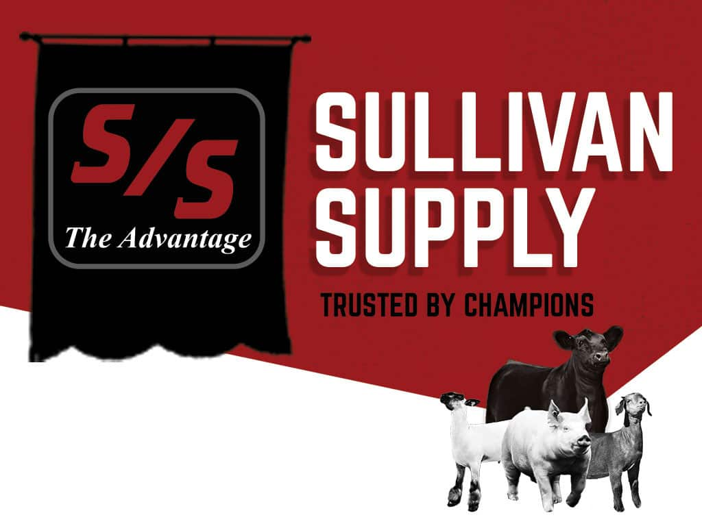 Sullivan Supply - Trusted by champions