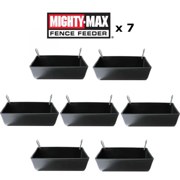 Mighty Max Clip On Fence Feeder